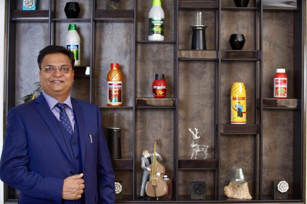 Mr. Rajesh Aggarwal , Managing Director , Insecticides India Limited (14)