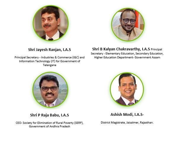 """Environment Day Celebrations #GenerationRestoration : Eminent Officers from states of Telangana, Assam, Rajasthan, and Andhra Pradesh Spread awareness on """"Environment Protection and Social Responsibility"""""""