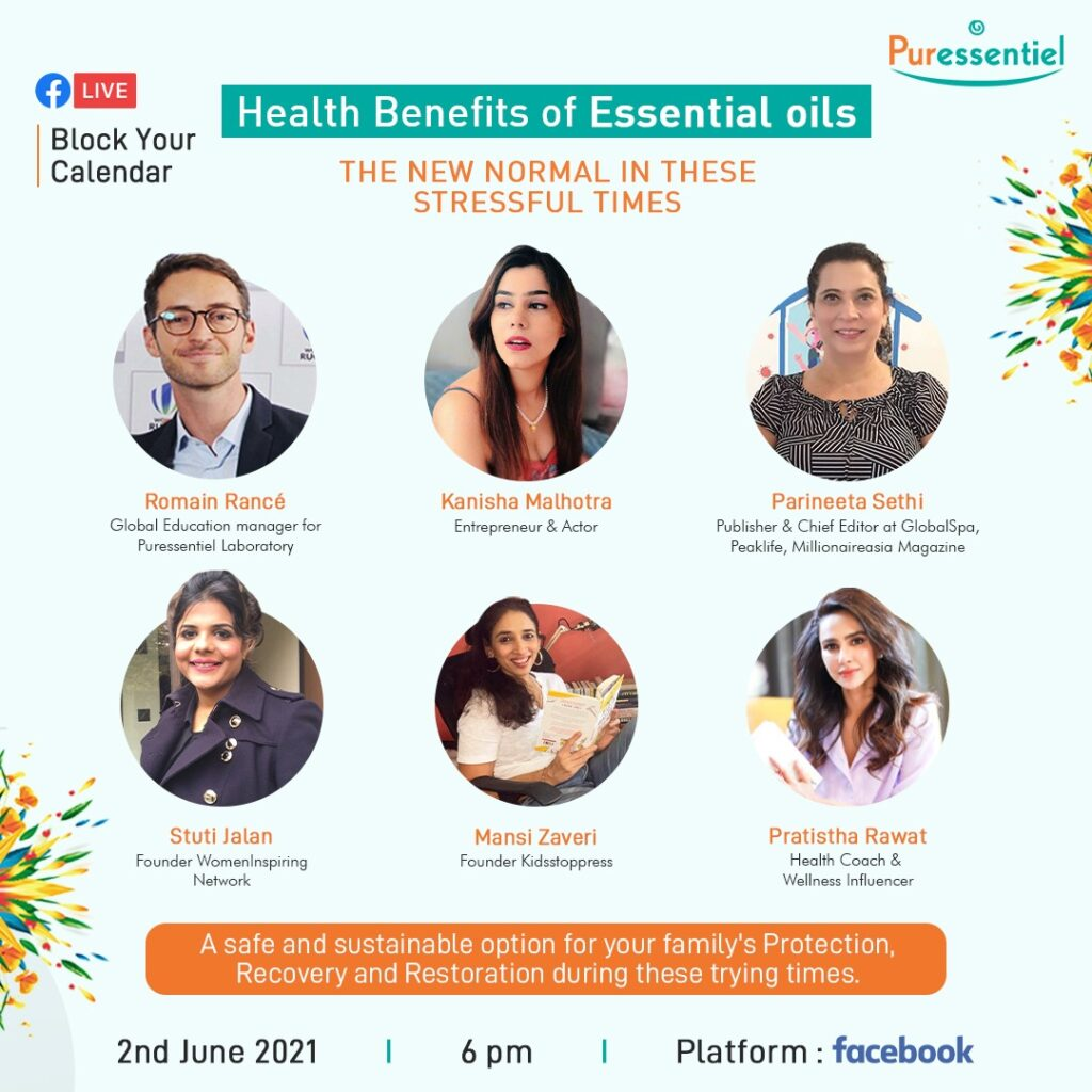 Puressentiel India in association with Women Inspiring Network hosts a