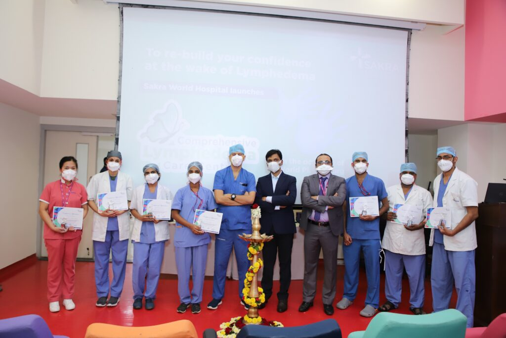 Sakra World Hospital Launches Comprehensive Lymphedema Care Centre