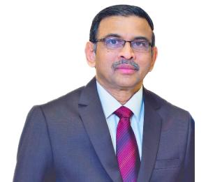 KK Moorthy, President and CEO, IESA
