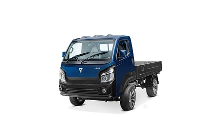 Omega Seiki Mobility unveils India's First Electric Small Commercial Vehicle (SCV) M1KA