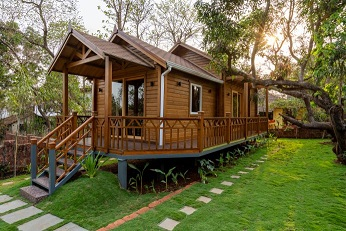 Sustainable wood housing makes its mark in India